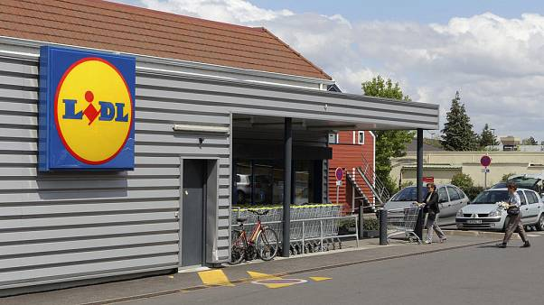 FILE: Lidl-store in the USA, 2011.