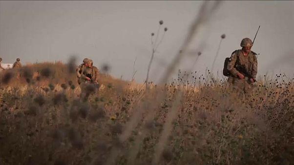 Британские десантники на юге Украины