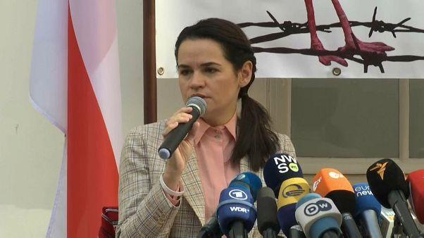 Тихановская поддержала санкции ЕС