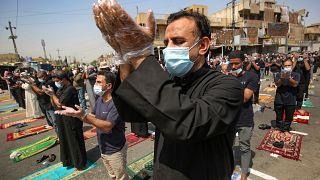 تجمع للمسلمين الشيعة في العراق