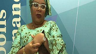 Liberia : Campagne contre la violence du Prix Nobel de la Paix 2011