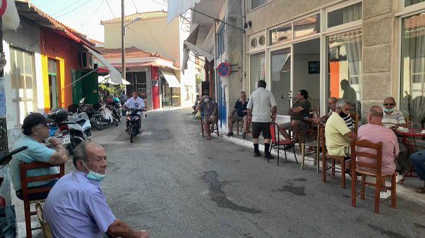 Moria, Lesbos (Grecia)