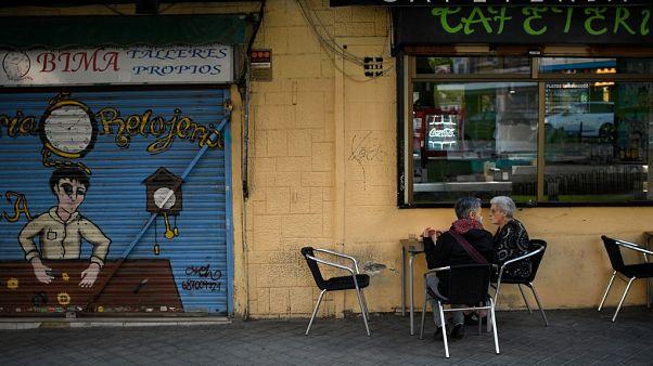 Koronavírus: ismét kijárási korlátozás Madrid 37 zónájában