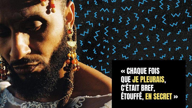 Wanlov the Kubolor est un chanteur/auteur-compositeur, cinéaste et icône culturelle né en Roumanie et qui a grandi au Ghana.