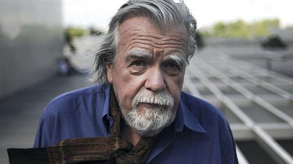 Archives : Michael Lonsdale à Paris, le 6 juillet 2011