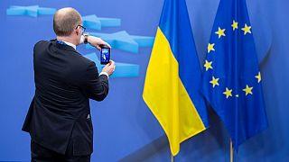 اوکراین و اتحادیه اروپا