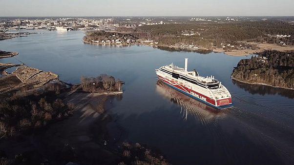 O transporte marítimo está a ficar mais ecológico