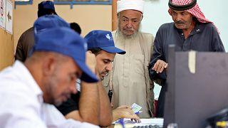 الأردنيون يدلون بأصواتهم في انتخابات سبتمبر 2016.