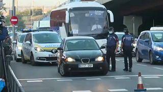 Polícia efetua controlos no sul de Madrid