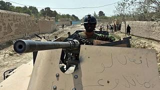 نیروهای اردوی افغانستان ملی در بلخ (عکس تزئینی است)