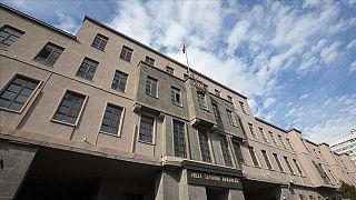 Milli Savunma Bakanlığı binası, AA arşiv