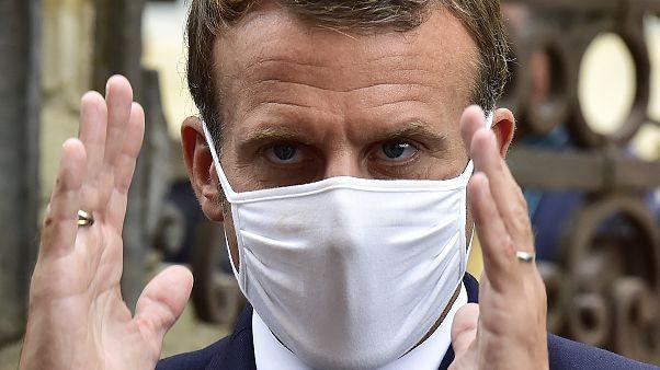 """""""L'ONU minée par les rivalités"""" : l'amer constat d'Emmanuel Macron"""