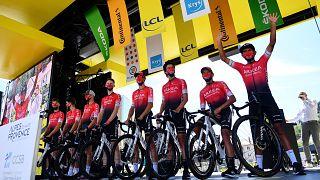 Soupçon de dopage dans une des équipes du Tour de France