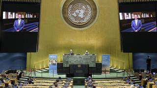 BM 75. Genel Kurul Görüşmeleri sanal ortamda başladı