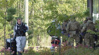 الشرطة الكندية تفتش منزلا على صلة بالرسائل المسممة