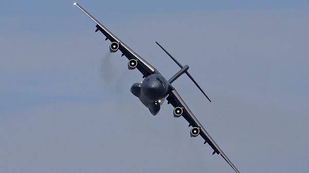 طائرة النقل الجوية العسكرية الصينية واي-20