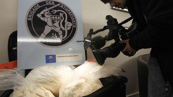 Drogenproblem in Europa wird größer - trotz Pandemie