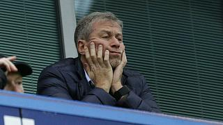 Chelsea soccer club owner Roman Abramovich