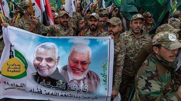 شبه نظامیان هوادار ایران در عراق