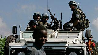 صلحبانان سازمان ملل در کنگو