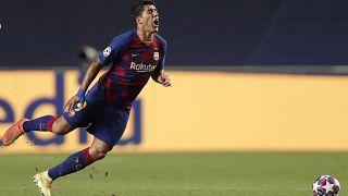 Futebolista Luís Suárez envolto em polémica em Itália