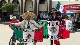 Agricultores mexicanos e EUA em guerra pela água