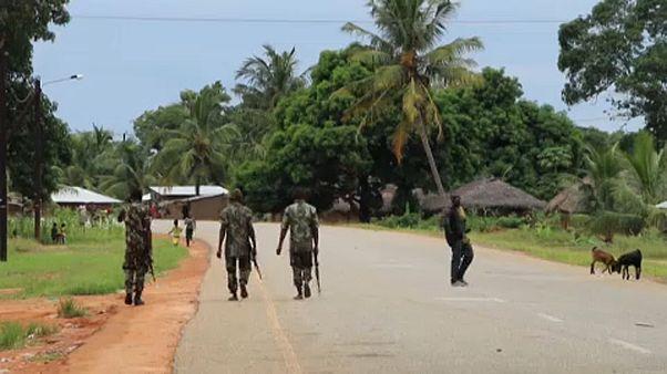 Violência domina norte de Moçambique