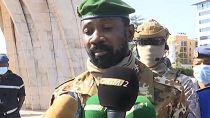 Malian NCSP Junta Head Appeals to ECOWAS to Lift Sanctions