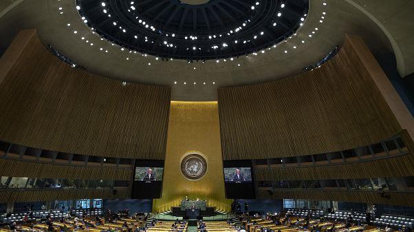 الدورة الـ 75 للجمعية العامة للأمم المتحدة
