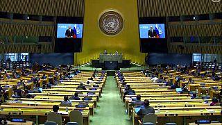"""UN feiern 75. Jahrestag virtuell: """"Neuen Kalten Krieg vermeiden"""""""