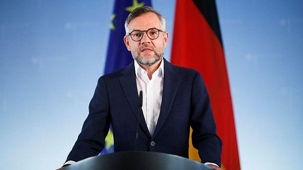 میشائیل روت، وزیر امور اروپایی آلمان