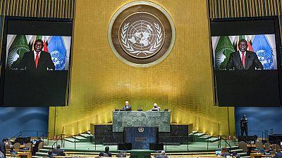 """""""L'Afrique doit être mieux représentée au sein de l'ONU"""""""