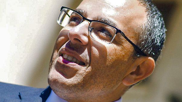 Keith Schembri, ancien chef de cabinet de l'ex-premier ministre Joseph Muscat. Photo non datée