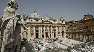 Aziz Petrus Bazlikası / Vatikan
