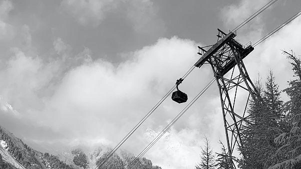 Skilift in Ischgl