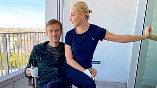 Navalny hastaneden taburcu oldu