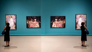 Cindy Sherman Retrospektive in der Fondation Louis Vuitton Paris