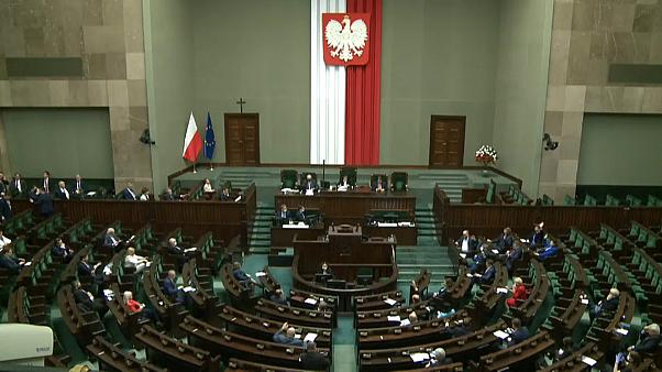 Poland's Parliament overview.