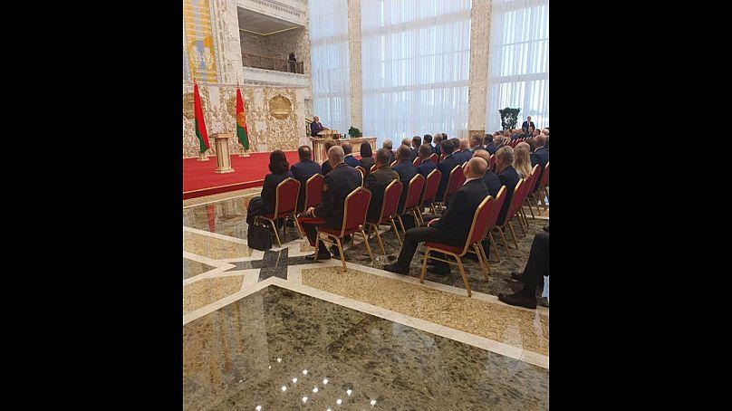 Pul Pervogo - Canale Telegram dell'Ufficio Stampa presidenziale bielorusso