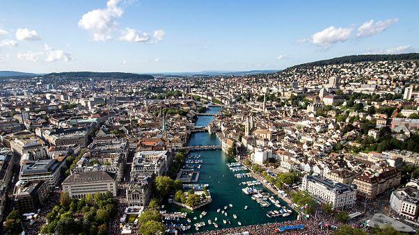 Zürih/İsviçre