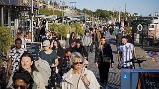 سوئد هیچگاه برای مقابله با شیوع کرونا قرنطینه نشد
