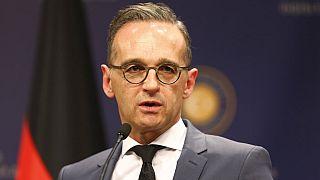 Der deutsche Außenminister Heiko Maas in Ankara, Türkei, 26.10.2020