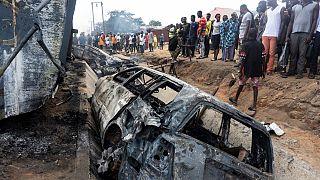 Nigeria : Plus de 23 morts dans un accident de camion citerne à Lokoja