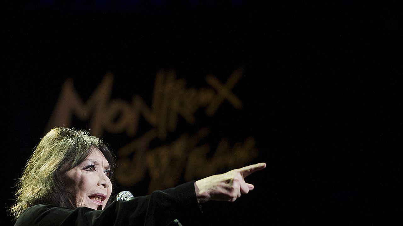 Addio a Juliette Gréco, cantante e musa dell'esistenzialismo
