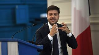 Marseille's First Deputy Mayor Benoit Payan
