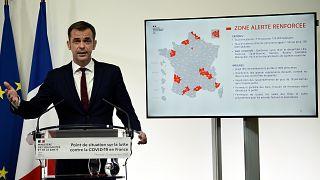COVID-19 en Europa: máxima alerta en Marsella ante el aumento de casos
