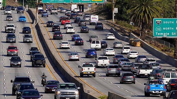 Kaliforniya'da dizel araçlar yasaklanacak