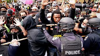 Protestos nos EUA após decisão da justiça sobre o caso Breonna Taylor