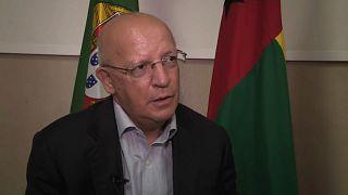 Santos Silva acredita que UE vai ajudar Moçambique