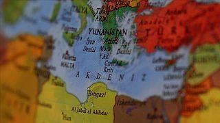 Türkiye- Yunanistan - Doğu Akdeniz